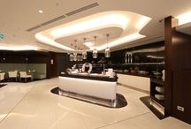 AJAR projects / Projects with products installed form AJAR furniture & design