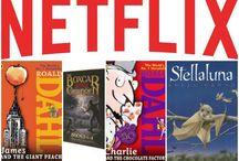 Book to Netflix movie