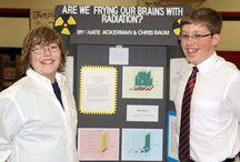 Lucas science fair