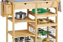 kitchen trolleys