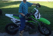 Dylan miller / Dylan on motorcycle