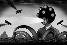 Monsters / by James Haeussler