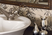 French Country Powder Rooms / by Linda Barta Clevenger