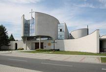 klasztor w Ustroniu - Hermanicach