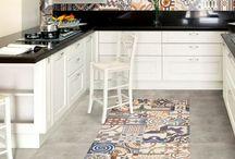 Кухни пол