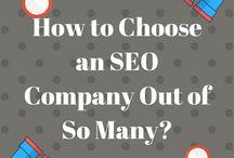 Hiring An SEO Company