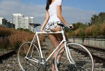 Push bike shoot / Cruiser bike inspiration shoot