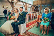 Romantyczna fotografia ślubna / Zdjęcia z reportażu i sesji ślubnej