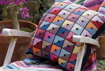 "Cushion - Pillow Knitting Patterns / Cushion/Pillow  knitting patterns (some retail). I am a Knitting Addict, other ""addicts"" connect me (Friend me) @ www.facebook.com/profile.php?id=100002455722545. I have over 20 separate boards devoted to knitting; check them all out. / by Nancy Thomas"
