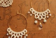 Crochet jewellery ideas