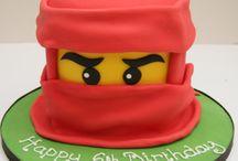 Lego Ninjago Bday Ideas