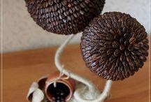 Coffeebean art