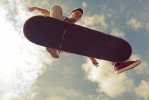 Boarding / When your bored...board / by Aaron Angeles