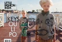 Little Fashion Book / Magazine edited by Little Fashion Gallery / by Little Fashion Gallery