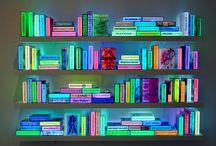 Airan Kang Luminous LED Books