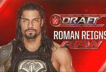 roman reigns wwe world heavy weight championship