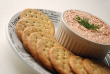 Dips, Pâtés and Other Savory Schmears / Get your chips and veggies ready!!! / by Susy Slais