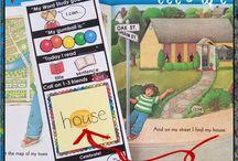 K-2 Freebies / Freebies for Kindergarten, First Grade and Second Grade