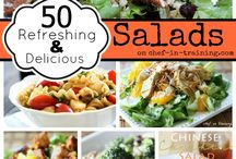 Sa ' Lotta Salads / green salads and more / by Debra-ann Jackson