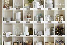Organization  / ...clean and tidy. / by Molly Blackburn
