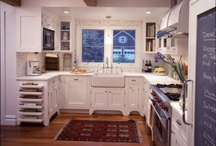 Old-fashioned kitchens