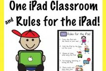 ipad rules in class