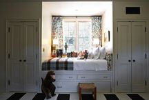 Children Bedroom Inspiration / by Cassie