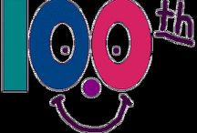 Kindergarten 100th Day / 100th Day Activities, 100th Day Station Ideas