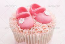 Cake - Baby & Baby shower / Cakes for baby showers and baby