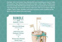 Stampin' Up! Promotions / specials and promotions available from Leonie Schroder - Stampin' Up! Demonstrator