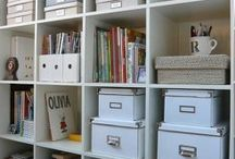 Organization ~ Office / by Organizing Homelife