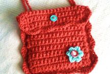 Crochet: Purses for my girls / by Colleen Scott