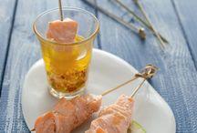 Ricette - Spiedini pesce