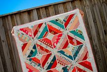 Tula pink jelly roll quilt