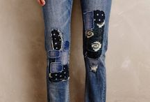 Jeans Anthro Style