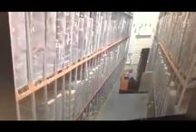Pallet Rack and Warehouse Accidents / Here is a collection of various warehouse accidents found around the internet in one nice convenient spot.