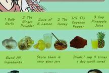 Healthy Remedies / by MamaRo Arellano