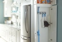 kitchen & laundry ideas
