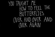 Butterflies / I love butterflies! / by Tracy Guillozet