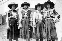 """Western wear aka """"Annie Get Your Gun""""!"""