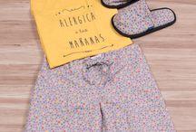 Pijama Mujer Capri - Women sleepwear / Pijamas Mujer Woman Sleepwear