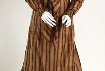 1820's Women's Clothing / by Tami Crandall
