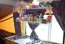 Camping Trailer Organization / by Beverly Zimmer