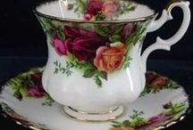 Our Wedding China pattern ♥