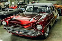 BSI's 1957 Red Chevy!:)