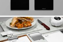 Catering branding / Rebrand of Arcelia Christine. A small catering company centred around home made thing cuisines.  / by Sammy Suave