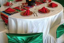 Fiesta Mexicana / Ideas para organizar una fiesta mexicana
