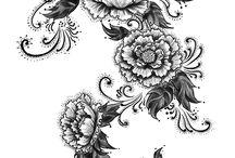 Tattoos / by Stefanie Weiler