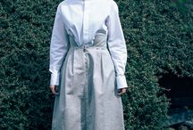 Voices Womenswear - sustainable fashion - Movinun - made in EU / Beautiful and timeless pieces, carefully handcrafted details than make each piece rather unique. Minimalist silhouettes with an edge - in many cases unisex.  Ecological and fair fabrics. (GOTS) Social justice. Climate action.   http://movinun.com