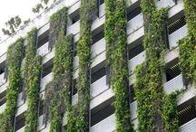 parking facade